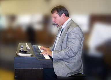 Lance Appleton, Apostolic, Singer, Songwriter, Evangelist, Author of